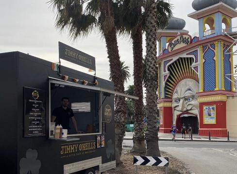 Food Truck at St Kilda Fest copy